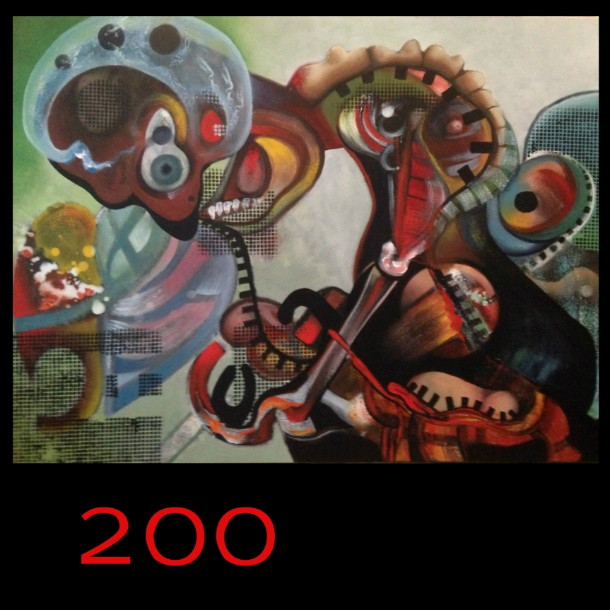 Cover for 200
