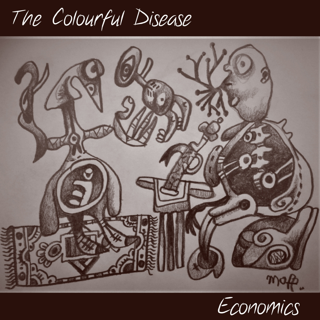 The Colourful Disease_Economics Cover