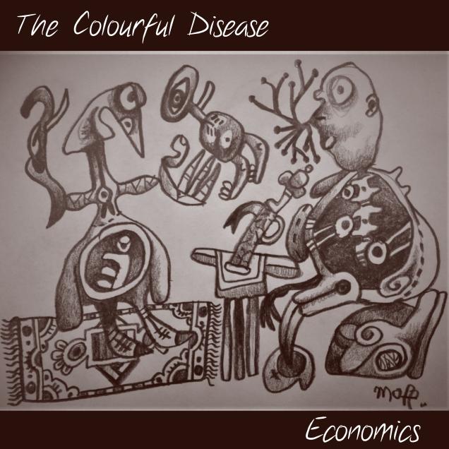 The Colourful Disease_Economics Cover