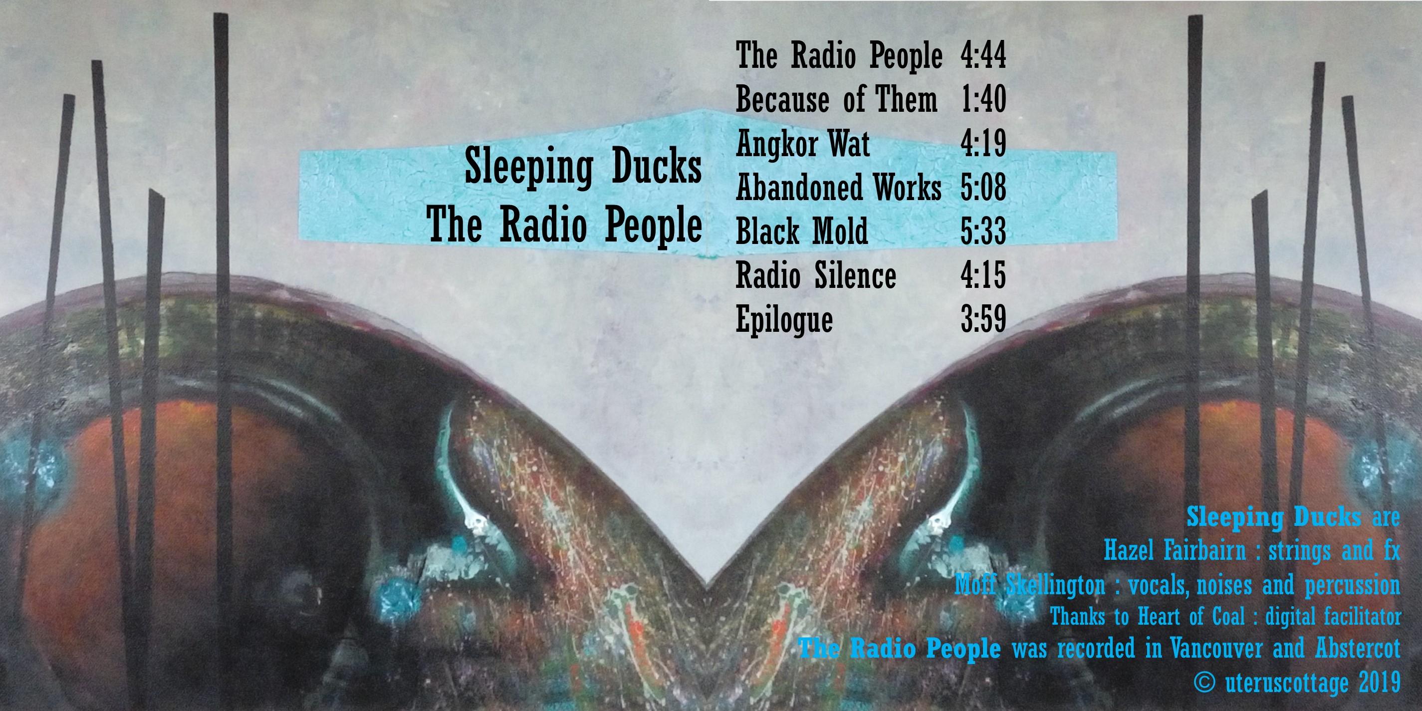 Sleeping Ducks The Radio People