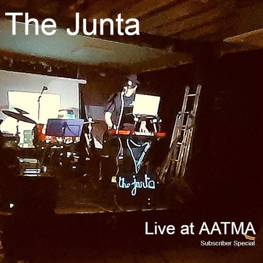 JuntaAatma cover