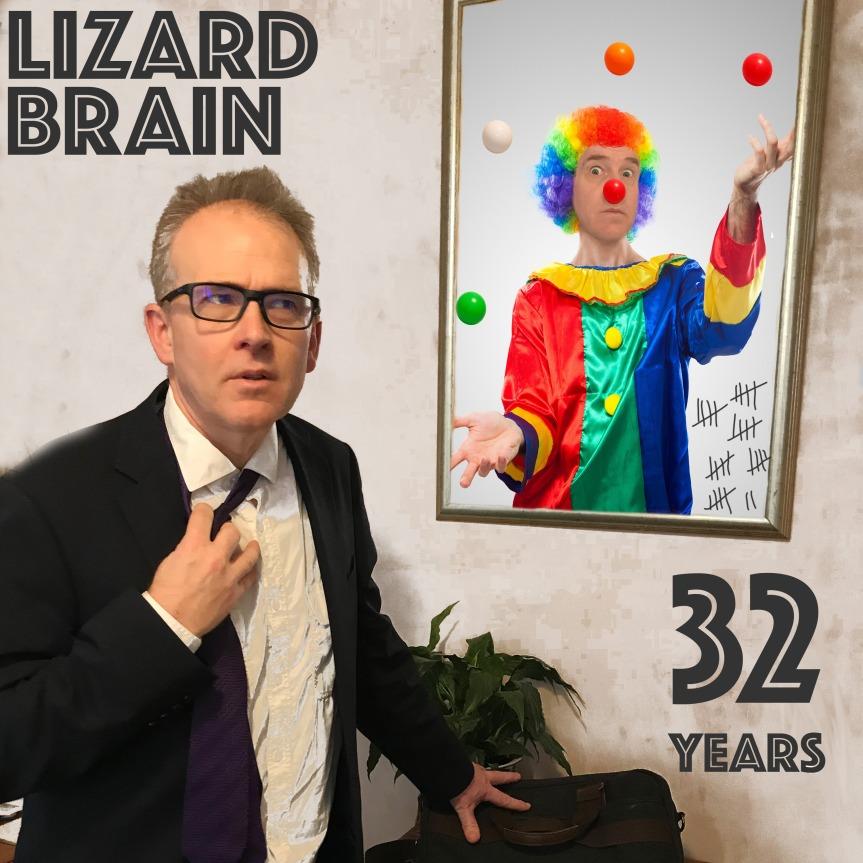 32 Years Cover Art